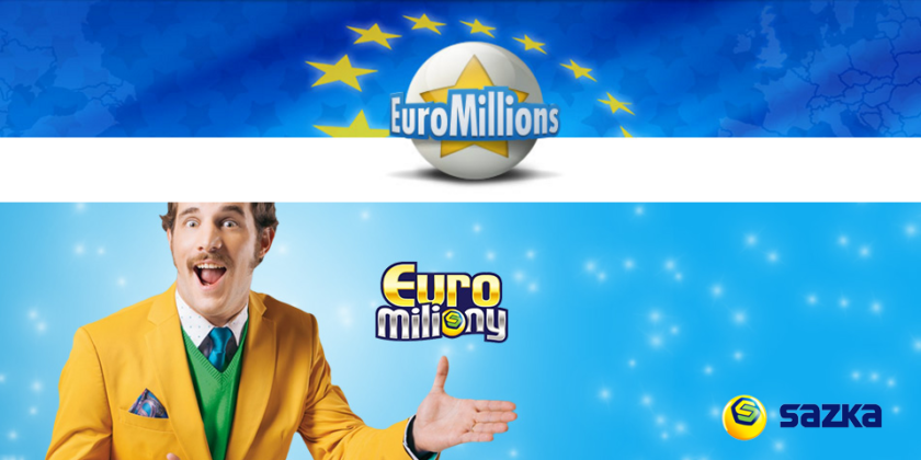 Euromiliony a Euromillions jsou zcela rozdílné loterie