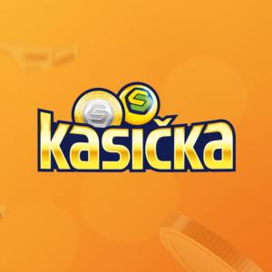 Kasička logo