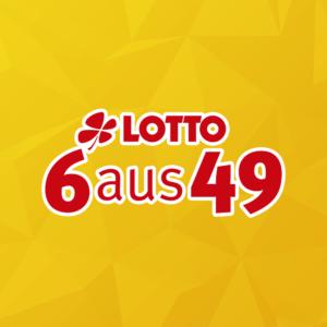 Německé LOTTO 6aus49 logo