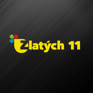 Zlatých 11 logo