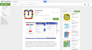 Mobilní aplikace pro Android