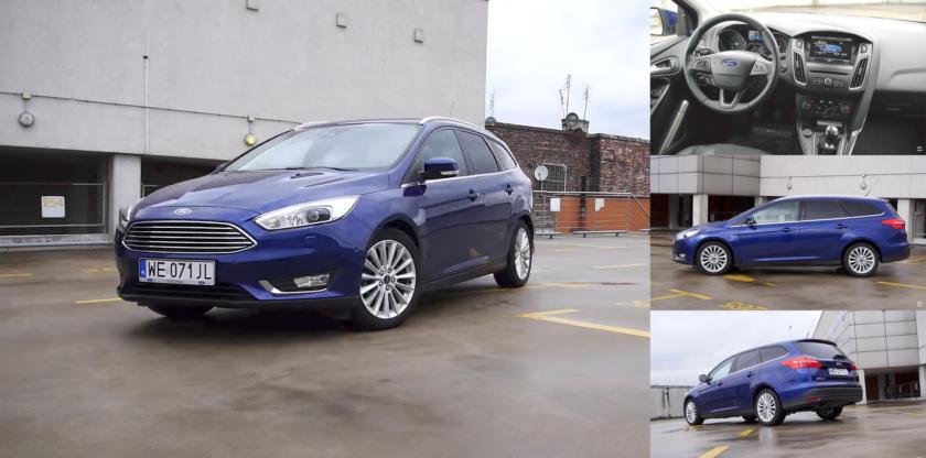 Věcnou výhrou ve hře Účtenkovka je modrý Ford Focus